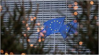 مقر المفوضية الأوروبية في العاصمة البلجيكية بروكسل