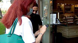 Corona-Nachweis für Bar, Café oder Restaurant