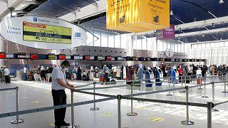 Kazablanka V. Muhammed Uluslararası Havalimanı / Fas