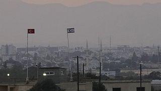 Kapalı Maraş'ın bulunduğu Gazimağusa kenti