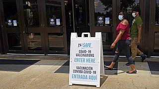 Maskentragen empfohlen in den USA