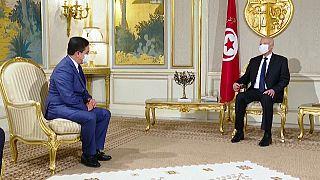Moroccan FM meets Tunisian President amid political turmoil