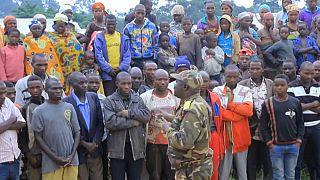 RDC : l'armée libère 150 otages après trois jours d'affrontements