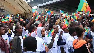 Ethiopie : des volontaires pour la guerre au Tigré