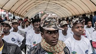 Ethiopie : l'armée recrute des volontaires pour la guerre au Tigré