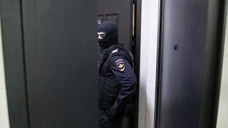 полицейский обыск