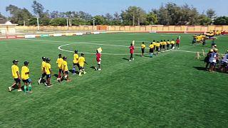 Bénin :  un tournoi de football scolaire appuyé par la FIFA