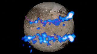 Astrónomos confirmam vapor de água em Ganimedes