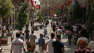 Türkiye'de illere göre vaka sayıları