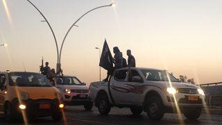 صورة أرشيفية لمقاتلي داعش في العراق