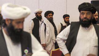 عکس آرشیوی از رهبران طالبان