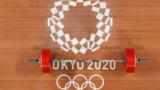 مسابقات وزنهبرداری المپیک توکیو