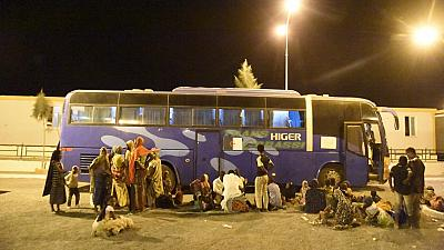 Algérie : plus de 1 200 migrants expulsés vers le Niger