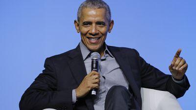 Barack Obama devient partenaire de NBA Africa