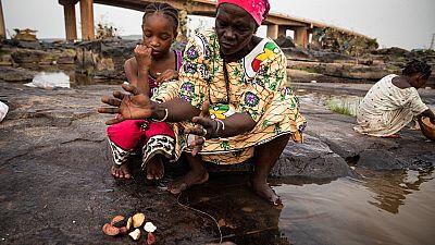 """Mali : les génies sous le """"troisième pont"""" sur le fleuve Niger"""