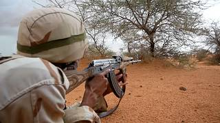 Wary of militants, Mauritania watches its border with Mali