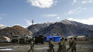 В результате перестрелки на границе Армении и Азербайджана погибли военнослужащие
