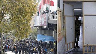 اعتراضهای آبان ۱۳۹۸ در ایران