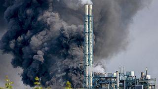Леверкузен: химическая опасность
