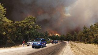 Italie, Turquie, Bosnie : les autres feux de Méditerranée