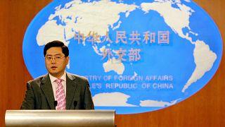 تشين غانغ السفير الصيني الجديد للولايات المتحدة