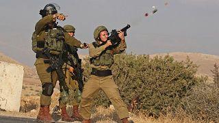 جنود بالجيش الإسرائيلي