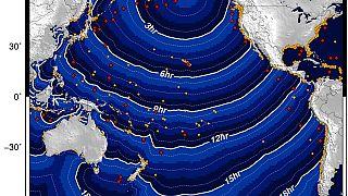 NWS Tsunami Alert