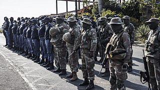 L'Afrique du Sud envoie près de 1 500 militaires au Mozambique