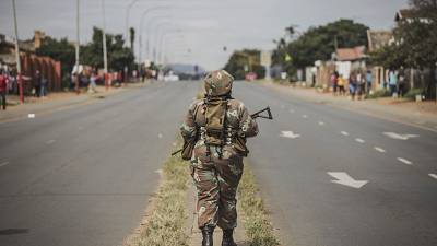 South Africa sends 1,500 troops to Mozambique to fight jihadists