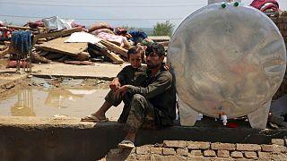 سیل در افغانستان(عکس آرشیوی است)