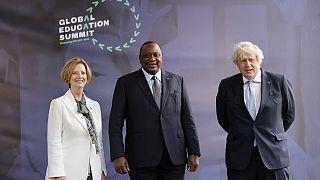 UK-Kenya fundraising summit aims to raise $5bn to fund global education