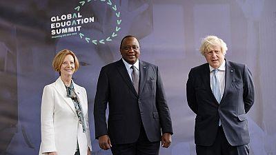 Kenya-Royaume Uni : sommet mondial sur l'éducation à Londres
