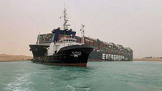 Canal de Suez : l'Ever Given enfin à Rotterdam