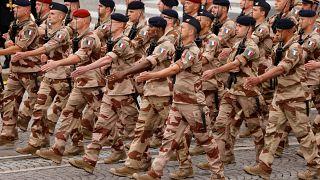 Six militaires français retenus en Guinée Équatoriale