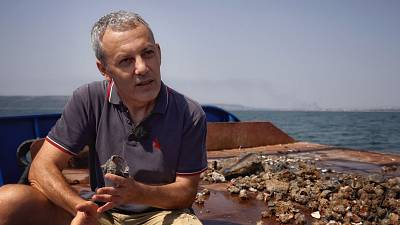 Hüseyin Ozbilgin, BlackSea4Fish project coordinator