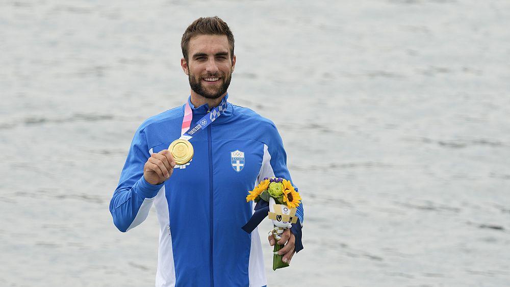 Στέφανος Ντούσκος: Έφερε το πρώτο χρυσό στην Ελλάδα από το Τόκιο | Euronews
