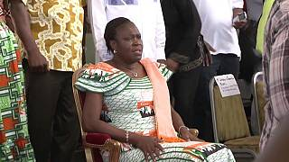 ICC drops charges against former Ivory Coast first Lady Simone Gbagbo