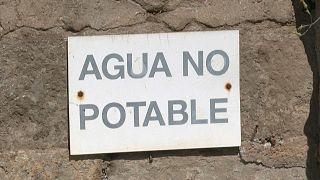 Dans plusieurs villages ruraux d'Espagne, les habitants n'ont pas accès à l'eau potable courante.