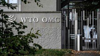 مقر منظمة التجارة العالمية في جنيف،  21 سبتمبر 2018