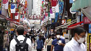 Élet Tokióban