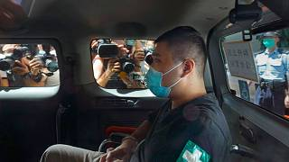 اولین محکوم اعتراضات هنگکنگ بر اساس قانون جدید امنیت ملی چین