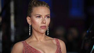 Η Scarlett Johansson στα βραβεία Bafta