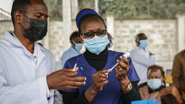 Kenya : les vaccins contre la Covid-19 manquent à l'appel