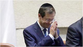 الرئيس الإسرائيلي اسحاق هرتسوغ