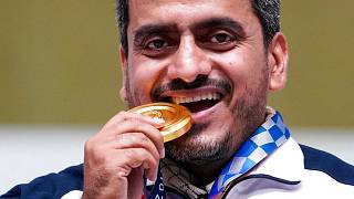 جواد فروغی برنده مدال طلای المپیک توکیو