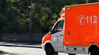 Rettungswagen -Symbolbild