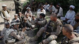 ABD ordusu için çalışan Afgan tercümanlar