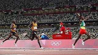 Atletica, 10.000 metri