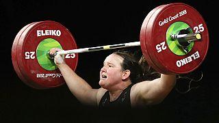 وزرشکار تراجنسیتی نیوزیلندی در المپیک حاضر است