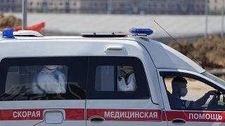 Машина скорой помощи - РФ, 2021